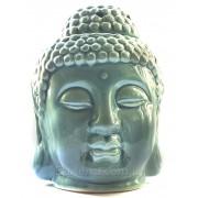 Аромалампа Голова Будды бирюзовая