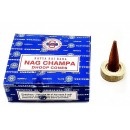 Конусы Нагчампа (Nagchampa Dhoop Cones Satya)