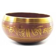 Поющая чаша тибетская литая 11,5 см.