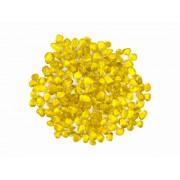 Хрусталь Лио Ли Лимонный 4-8 мм.