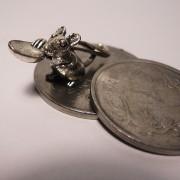 Мышка кошельковая с ложкой