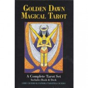 Магическое Таро Золотого Рассвета — Golden Dawn Magical Tarot