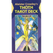 Карты таро Тота мини (Thoth Tarot Deck англ.)