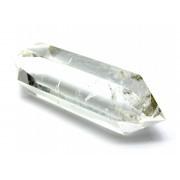 Двухголовый кристалл горного хрусталя
